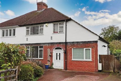 3 bedroom semi-detached house for sale - Wraysbury Road, Staines-upon-Thames, Surrey, TW19