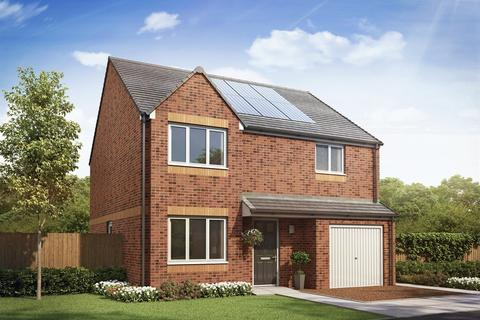 4 bedroom detached house for sale - Plot 37, The Balerno at Persimmon @ Heartlands, Colliery Lane EH47