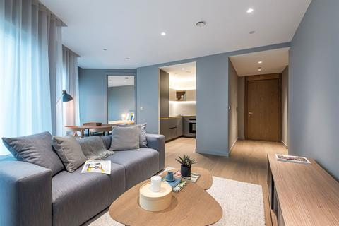 1 bedroom apartment to rent - No.4, Upper Riverside, Cutter Lane, Greenwich Peninsula, SE10