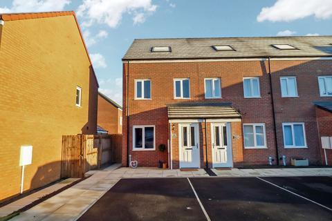 3 bedroom semi-detached house for sale - Warkworth Way, Amble, Morpeth, Northumberland, NE65 0FZ