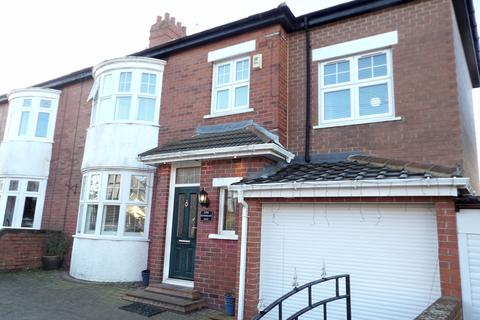 4 bedroom semi-detached house for sale - Sunderland Road, Harton Village, South Shields, Tyne and Wear, NE34 6NE