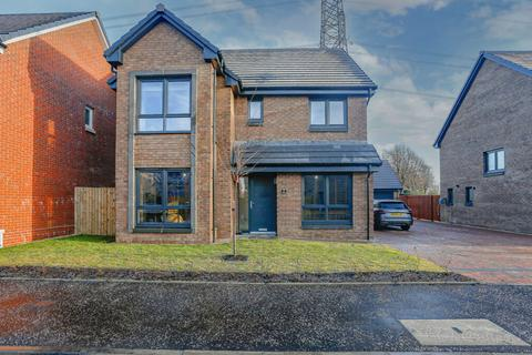 4 bedroom detached house to rent - Easter Hawhill Wynd, Uddingston, G71