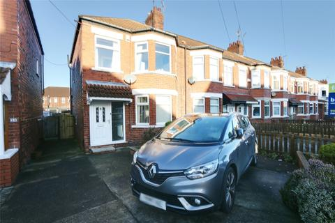 3 bedroom end of terrace house for sale - Hayburn Avenue, Hull, HU5