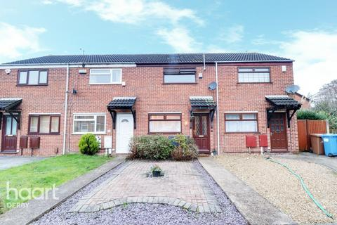 2 bedroom terraced house for sale - Ettrick Drive, Sinfin