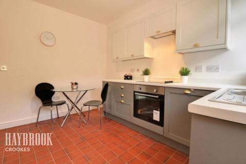 2 bedroom end of terrace house for sale - Ibbotson Road, Sheffield