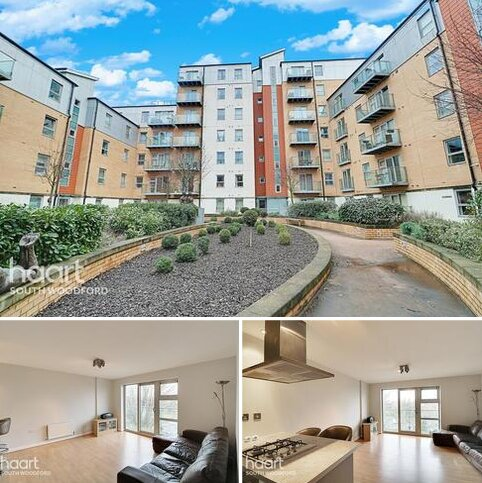 1 bedroom flat for sale - Imperial Heights, South Woodford, London, E18