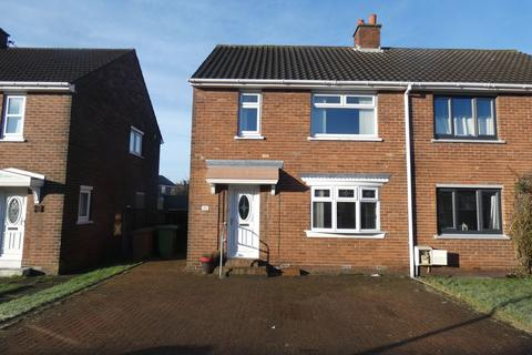 2 bedroom semi-detached house to rent - Brentwood Road, Shiney Row, Houghton Le Spring, Tyne and Wear, DH4 7LZ