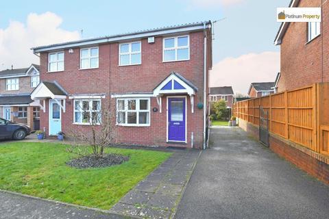 2 bedroom semi-detached house - Althrop Grove, Stoke-on-Trent