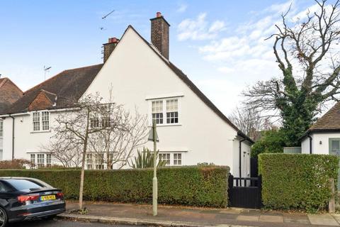 4 bedroom semi-detached house for sale - Willifield Way, Hampstead Garden Suburb, London, NW11