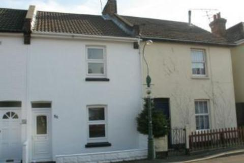 2 bedroom end of terrace house to rent - Spring Road, Bournemouth BH1