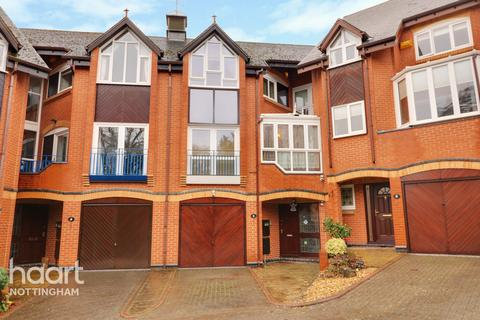 4 bedroom end of terrace house for sale - Foxes Close, The Park