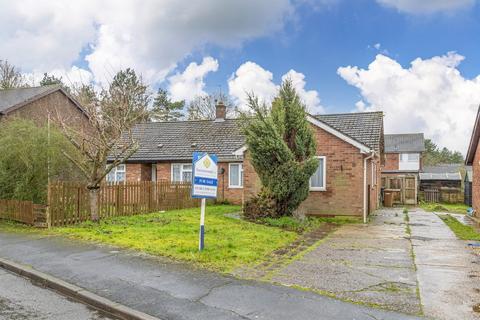 3 bedroom semi-detached bungalow for sale - Barnaby Close, Dereham