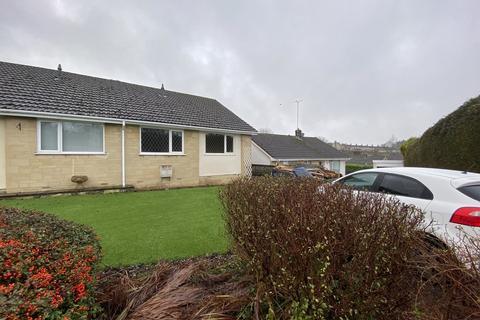 2 bedroom semi-detached bungalow for sale - Chestnut Close, Paulton, Bristol