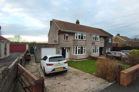 3 bedroom semi-detached house for sale - Wells Road, Chilcompton, Radstock