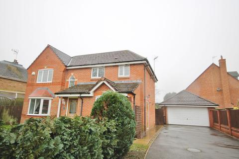 4 bedroom detached house for sale - Horseguards Way, Melton Mowbray