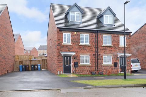 3 bedroom semi-detached house for sale - Winder Avenue, Halfway, Sheffield