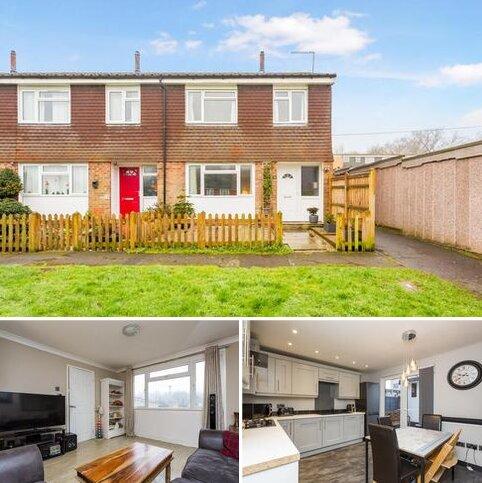 3 bedroom end of terrace house for sale - Rowan Tree Road, Tunbridge Wells