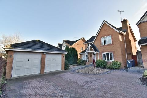 4 bedroom detached house for sale - Forest Edge Way, Burton-on-Trent