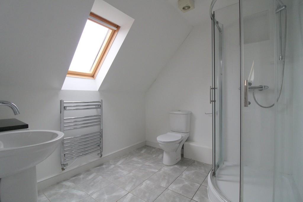 Bedroom 1 en suite shower room