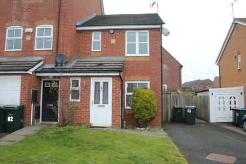 2 bedroom semi-detached house to rent - Nailcote Grange, Tile Hill
