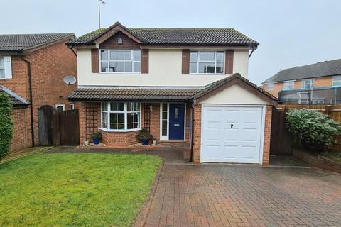 4 bedroom detached house for sale - Martial Daire Boulevard, Brackley