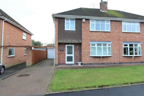 3 bedroom semi-detached house to rent - Frobisher Road, Styvechale, Coventry, CV3 6NA