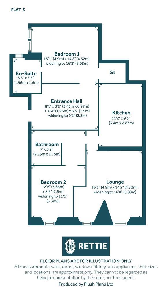 Apt LG3 Floorplan