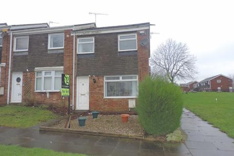 3 bedroom end of terrace house to rent - Kingsway, Sunniside