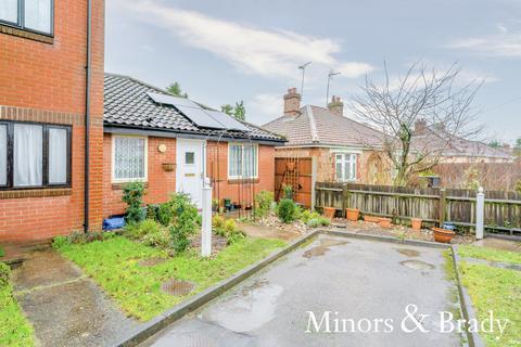 2 bedroom semi-detached bungalow for sale - St. Francis Court, Shipdham Road