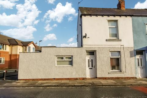 1 bedroom end of terrace house for sale - Renwick Road, Blyth
