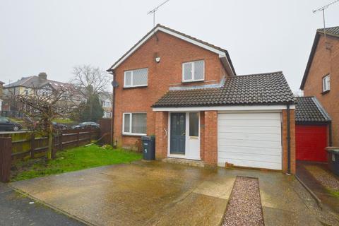 4 bedroom detached house for sale - Leygreen Close, St Annes, Luton, Bedfordshire, LU2 0SQ