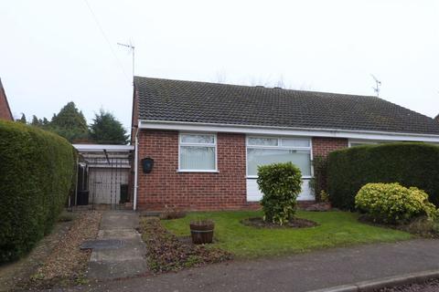 2 bedroom semi-detached bungalow for sale - Derwent Walk, Oadby