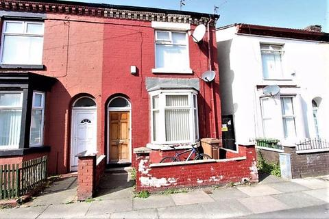 2 bedroom end of terrace house for sale - 35 Cowper Street, Bootle