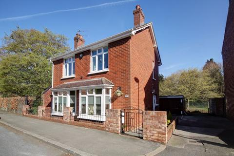 3 bedroom detached house for sale - Hanover Road, Exeter