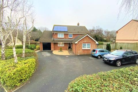 4 bedroom detached house for sale - Mulberry Way, Barnstaple