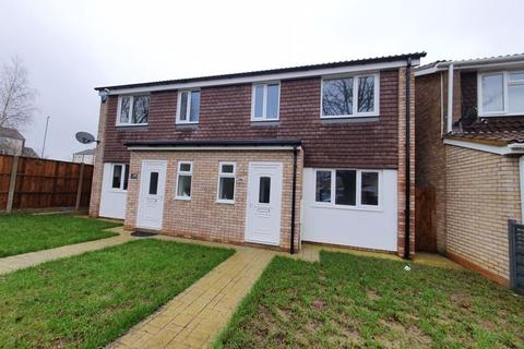 3 bedroom semi-detached house to rent - Alesia Road, Luton