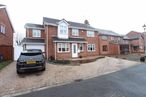 4 bedroom detached house for sale - Moss Bank Park, Liverpool