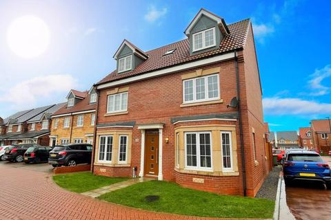 5 bedroom detached house for sale - Foundation Close, Redcar