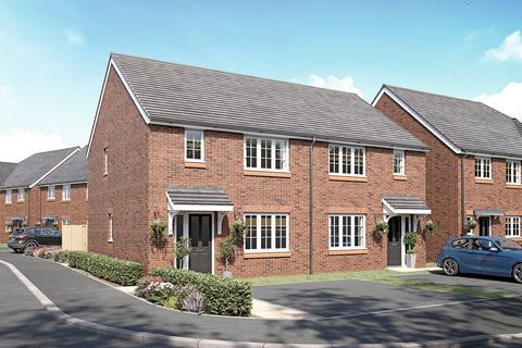 3 bedroom semi-detached house for sale - Plot 53, The Bailey at Acorns Green, Regent Street, Ellesmere Port, Cheshire CH65