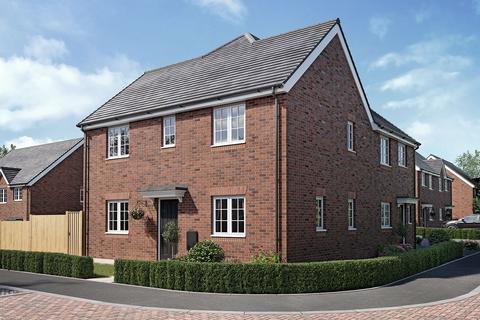 3 bedroom detached house for sale - Plot 15, The Mountford at Acorns Green, Regent Street, Ellesmere Port, Cheshire CH65