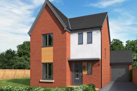 3 bedroom detached house for sale - Oakworth Avenue, Milton Keynes, MK10