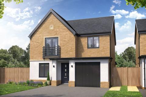 4 bedroom detached house for sale - Oakworth Avenue, Atterbury, Milton Keynes, MK10