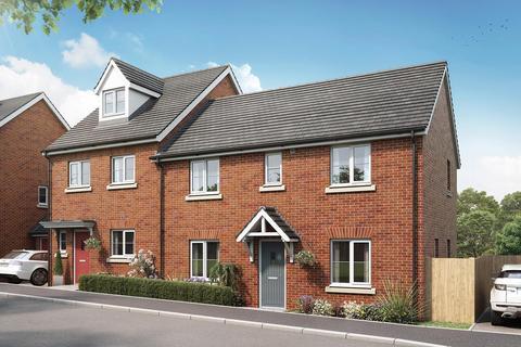 3 bedroom detached house for sale - Plot 202, The Mountford at Tithe Barn, Tithebarn Link Road, Exeter, Devon EX1