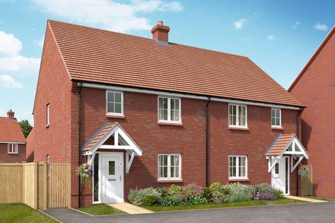 3 bedroom semi-detached house for sale - Plot 365, The Fincham at Boorley Park, Boorley Green, Winchester Road, Botley, Southampton SO32