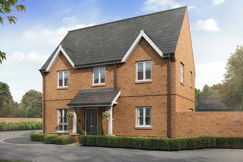 3 bedroom semi-detached house for sale - Plot 366, The Langham at Boorley Park, Boorley Green, Winchester Road, Botley, Southampton SO32