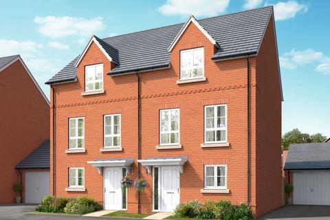 3 bedroom semi-detached house for sale - Plot 441, The Haywood at Boorley Park, Boorley Green, Winchester Road, Botley, Southampton SO32