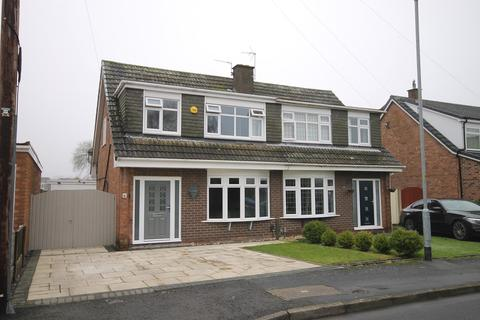3 bedroom semi-detached house for sale - Manston Road, Penketh, Warrington, WA5