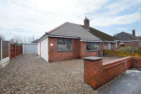 2 bedroom semi-detached bungalow for sale - Ronald Drive, Fearnhead, Warrington, WA2