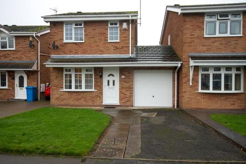 2 bedroom detached house for sale - Speedwell Gardens, Featherstone, Wolverhampton, WV10