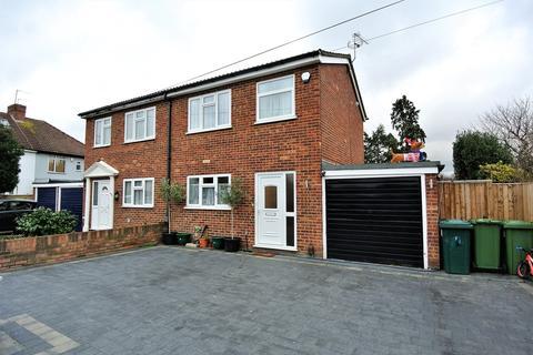 3 bedroom semi-detached house for sale - Sandells Avenue, Ashford, TW15